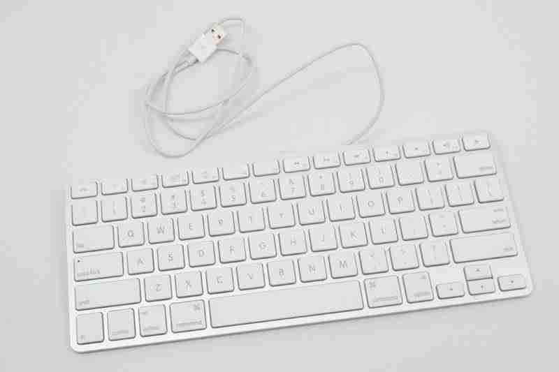 Keyboard Wired Apple : apple wired mini keyboard english usa a1242 macblowouts ~ Hamham.info Haus und Dekorationen