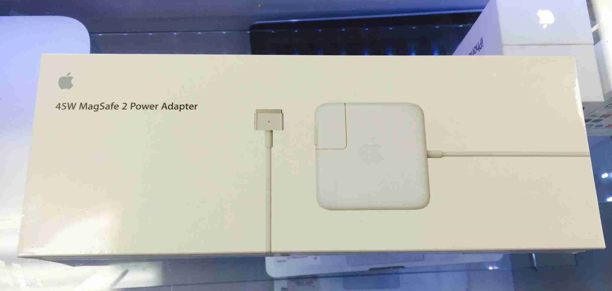 for MacBook Air Apple 45W MagSafe 2 Adapter A1436 Retail Box Genuine.