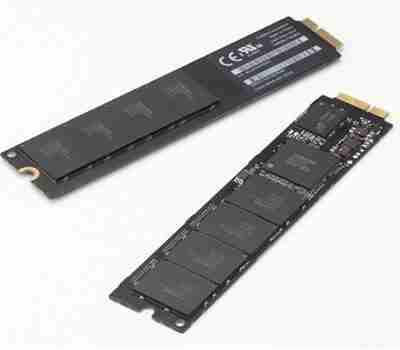 Solid State Apple Drives
